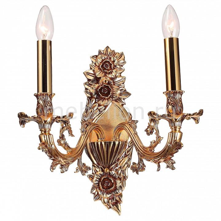 Бра Lucia Tucci LT_FIRENZE_W1780.2_antique_gold от Mebelion.ru
