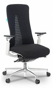 Кресло для руководителя _Mone/WH/BLACK