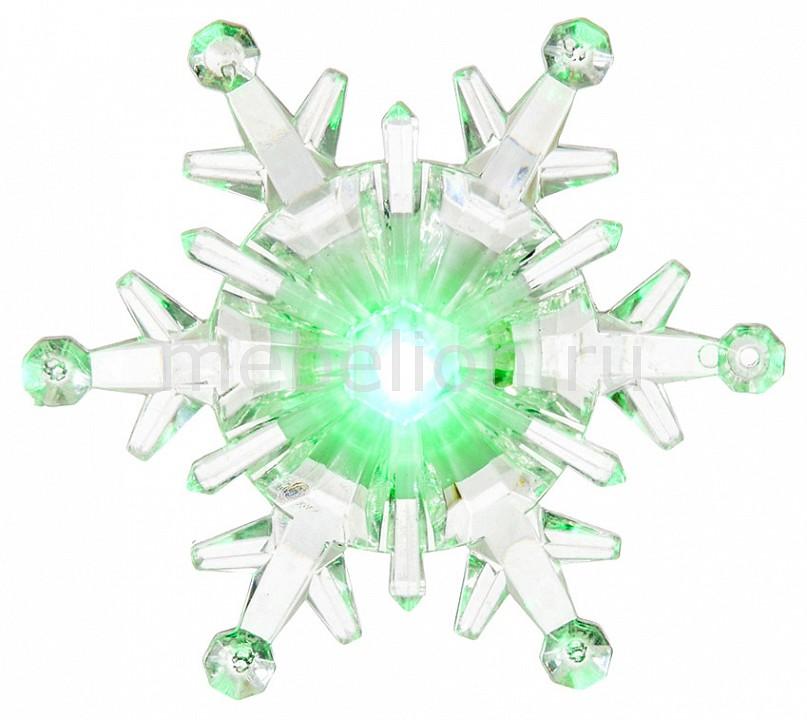 Снежинка световая (9.5 см) 55055