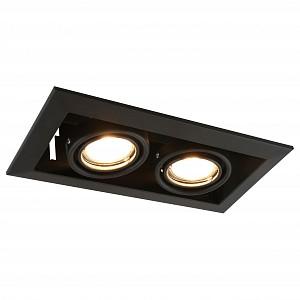 Встраиваемый светильник A5941 A5941PL-2BK