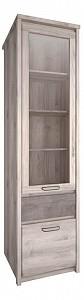 Шкаф-витрина Jazz 1V1D1S