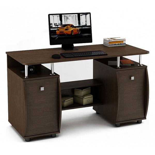 Стол компьютерный Карбон-1