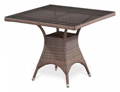 Стол обеденный T220BG-W1289-90x90 Pale