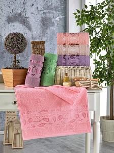 Набор из 6 банных полотенец Soke