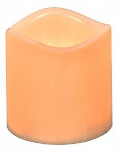 Свеча светодиодная (7.5х7.5 см) Классика 55050