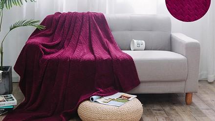 Плед (180x200 см) Royal Plush