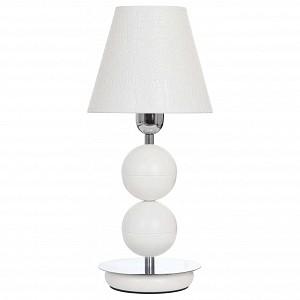 Лампа настольная с абажуром Nathalie NVD_4517