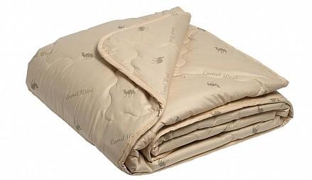 Одеяло полутораспальное ВЕРБЛЮЖКА