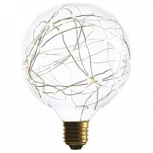 Лампа светодиодная G125 E27 240В 1.5Вт 2200K 057-042