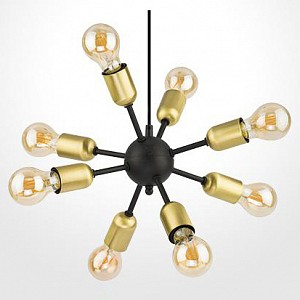 Подвесной светильник 1468 Estrella Black