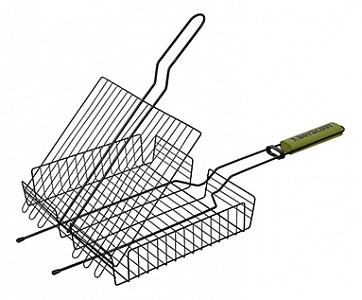 Решетка-гриль (57х25х5.5 см) Boyscout 61303