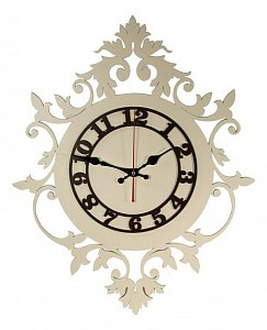 Настенные часы (45х50 см) AKI N-80