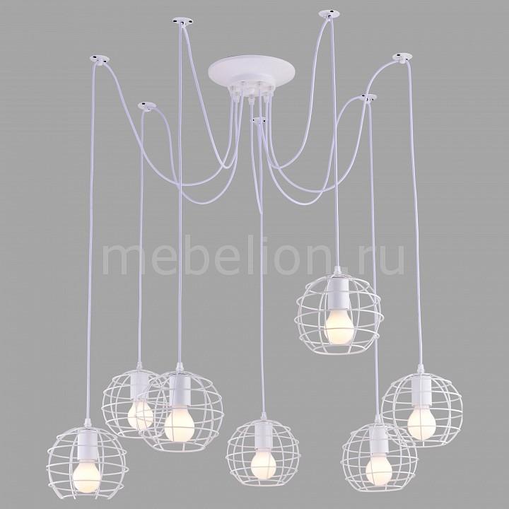 Купить Подвесной светильник 1110 A1110SP-7WH, Arte Lamp, Италия