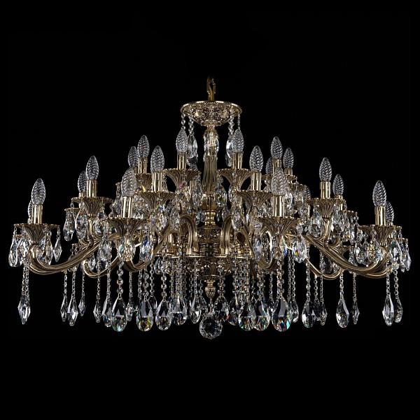 Подвесная люстра1709/30/410/A/GB Bohemia Ivele Crystal  (BI_1709_30_410_A_GB), Чехия
