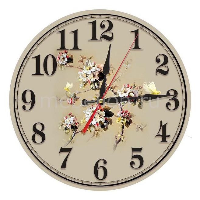 Настенные часы Акита (30 см) Яблоня AC30 цена и фото