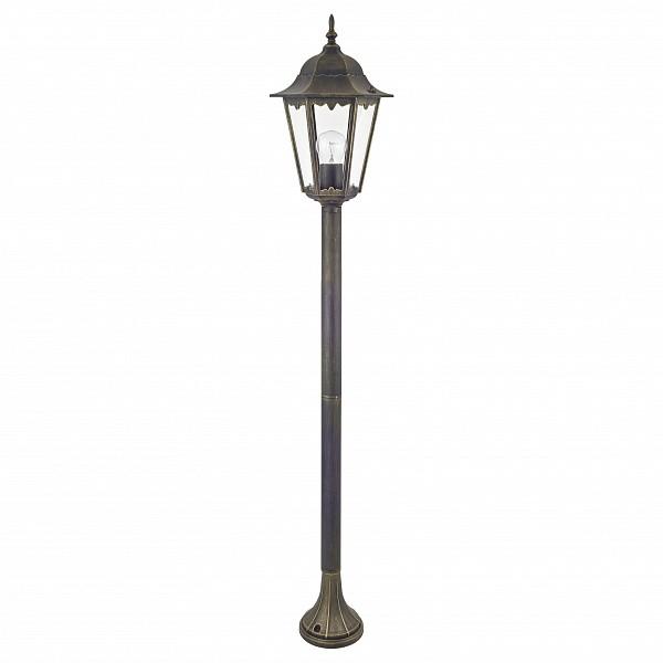Наземный высокий светильник London 1808-1F
