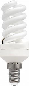 Лампа компактная люминесцентная [КЛЛ] OEM E14 W 6400K