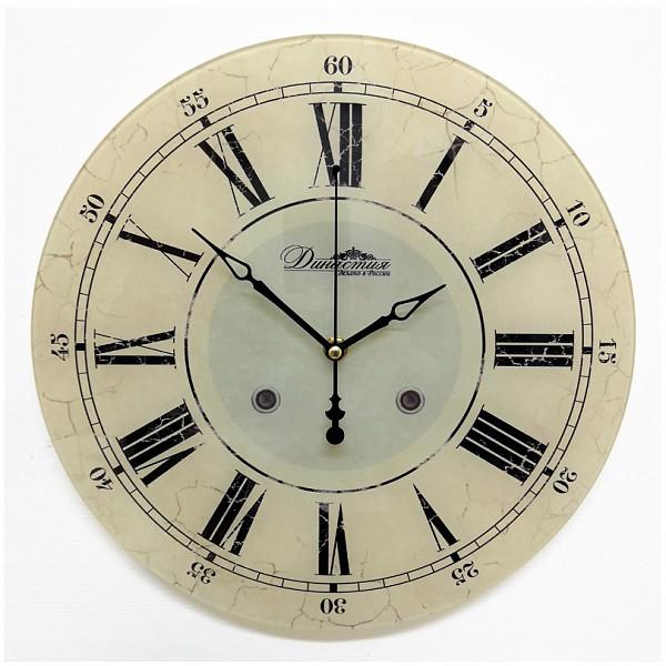 Настенные часы (33 см) Династия 01-089 фото