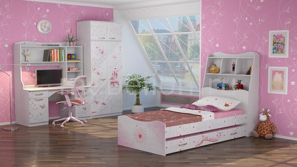 Комод детский Ижмебель IZH_Princessa_system_3 от Mebelion.ru
