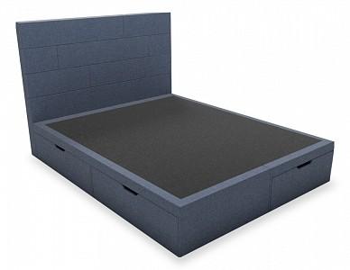 Кровать двуспальная Домино 2000x1800
