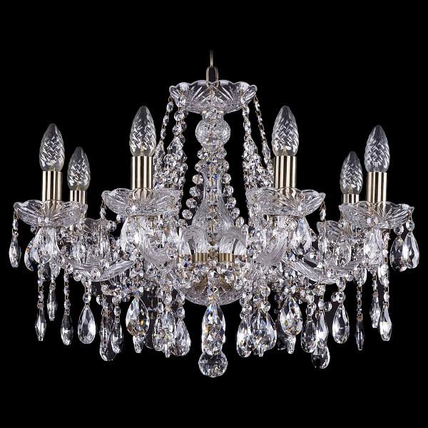 Подвесная люстра 1413/8/200/Pa Bohemia Ivele Crystal  (BI_1413_8_200_Pa), Чехия